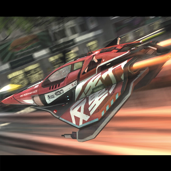 Play Wipeout online